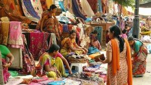 market-India